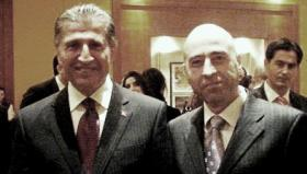 Our Ceo with turkish parliament president